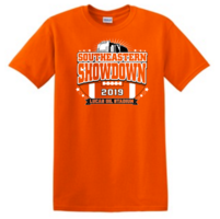 Southeastern Showdown (Lucas Oil Game on 9/7/19) Shirts