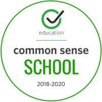 GMS Recognized as Common Sense School