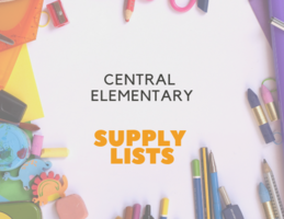 2020-2021 School Supplies Lists