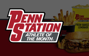 Nominate Tigers for the Penn Station Athlete of the Month