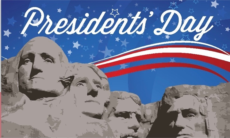 Presidents' Day Holiday 2021
