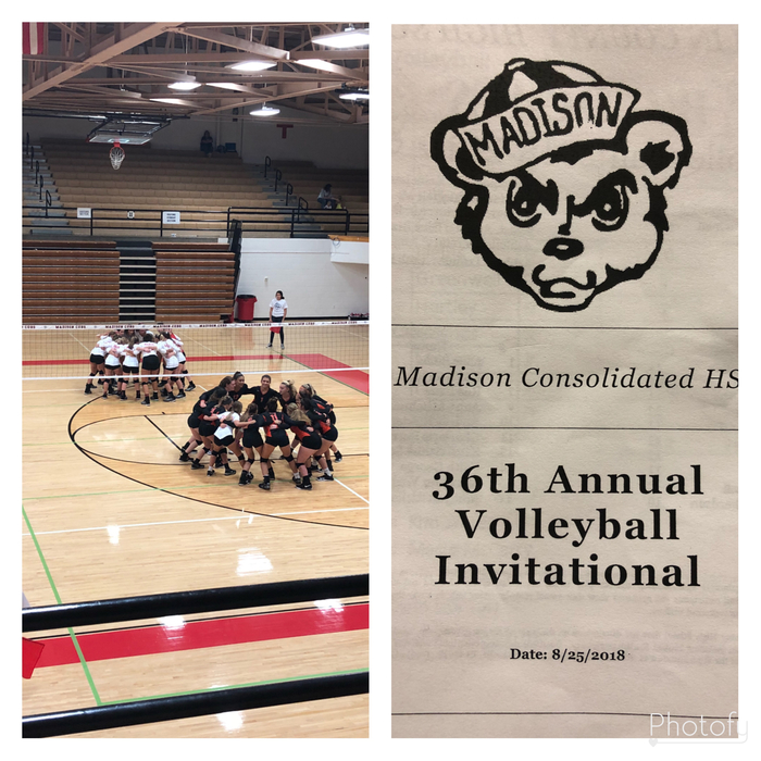 Madison Invitational Championship Round.