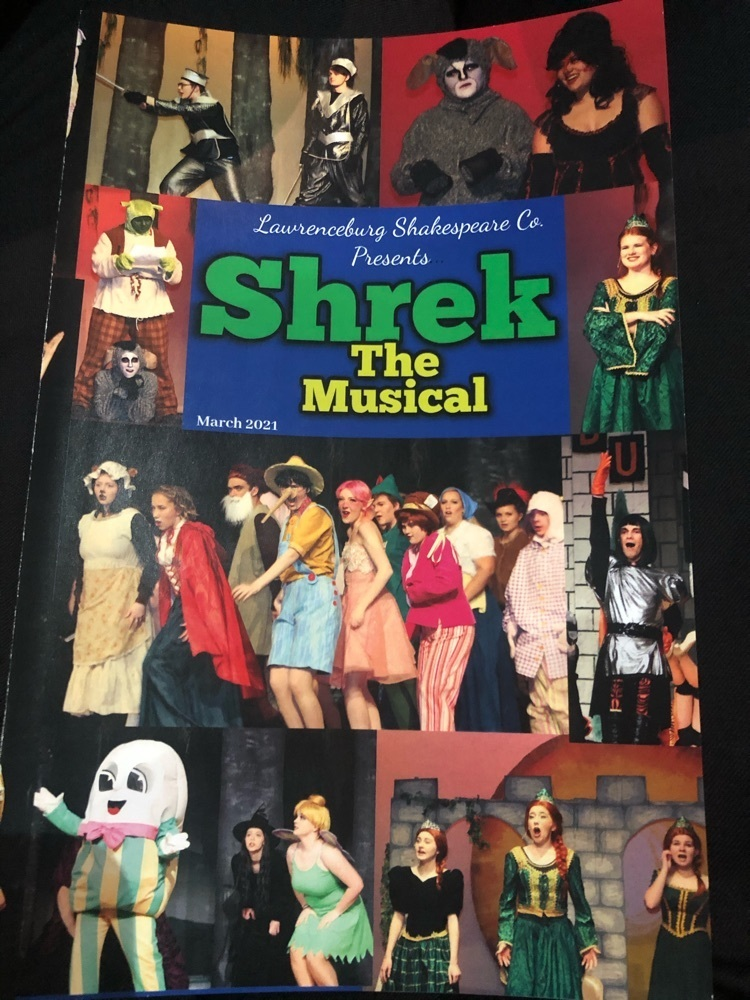 Shrek by LHS Drama