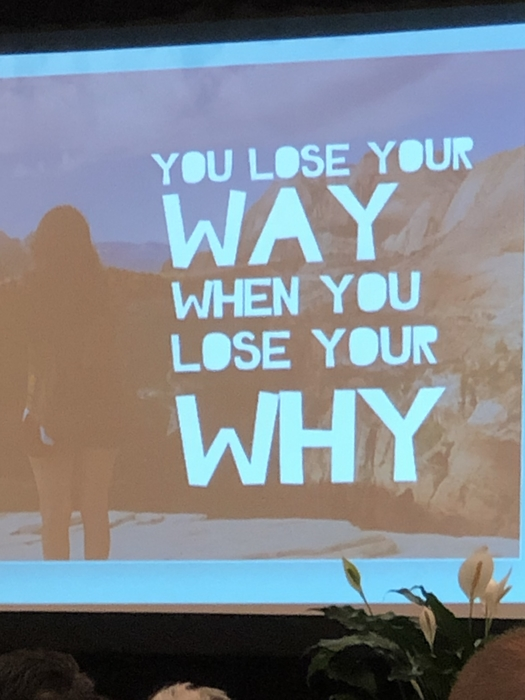What is your 'Why'