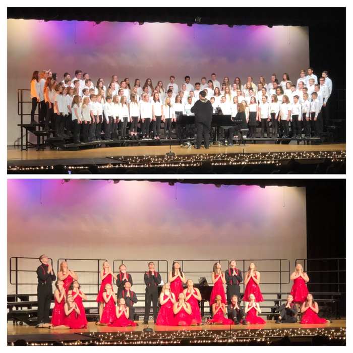 GMS 6th Grade Choral Concert
