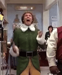Christmas is Tomorrow.
