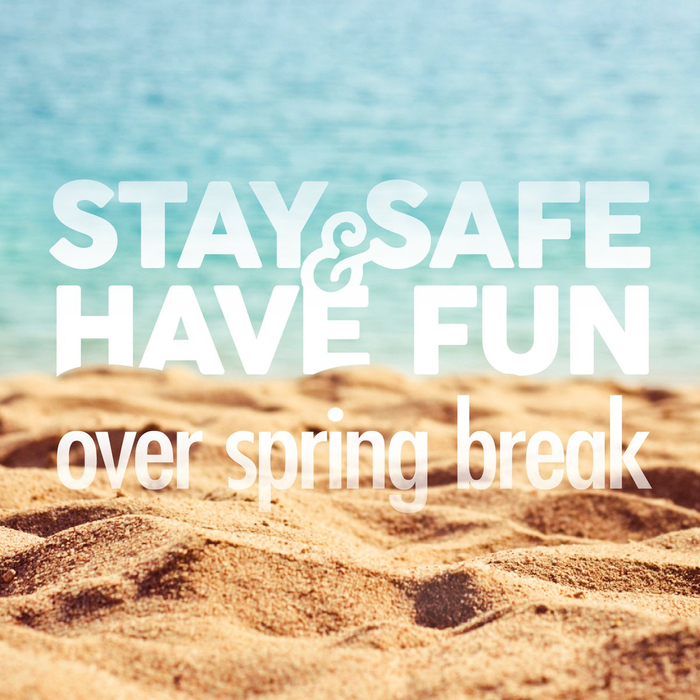 Spring Break March 16-31