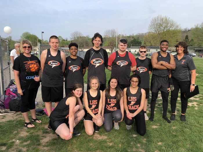 LHS Unified Track Team
