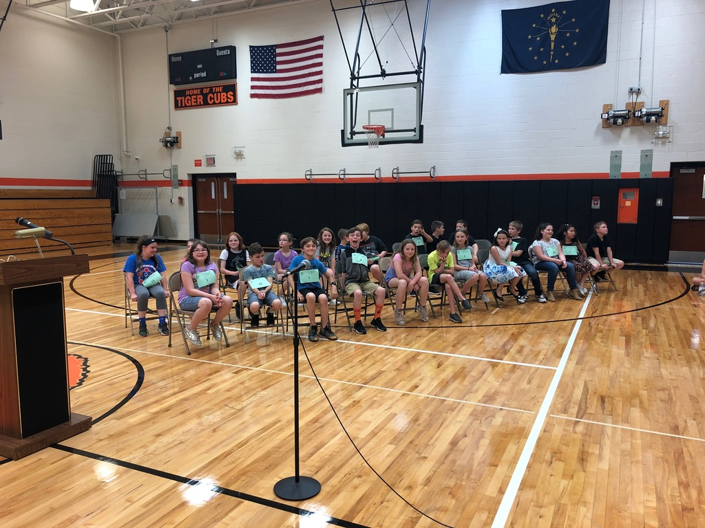 4th Grade Contestants