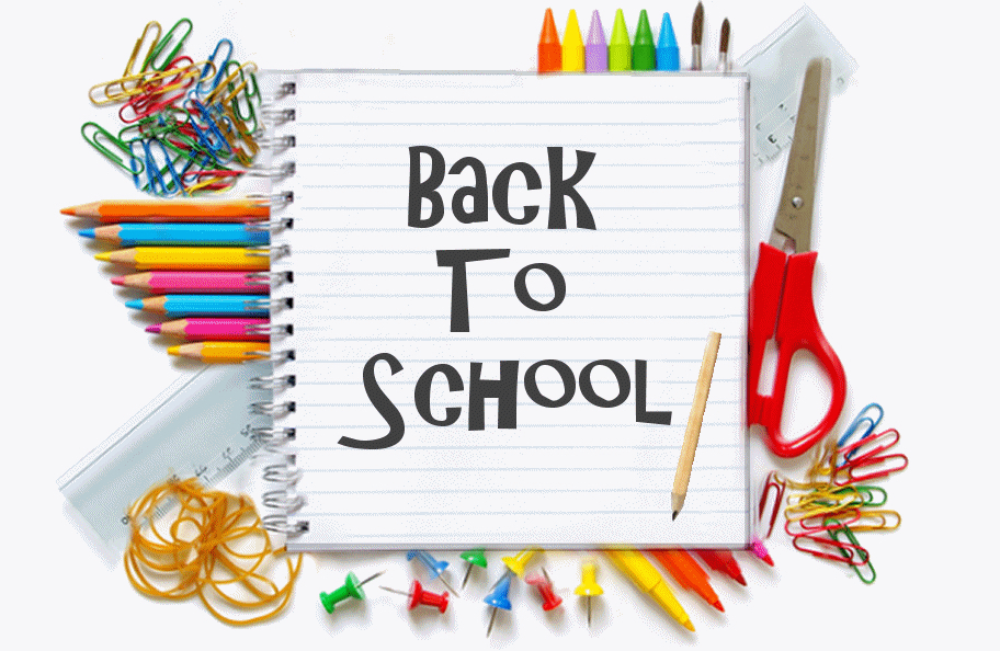 First Day is Wednesday, July 31st for 2019-2020