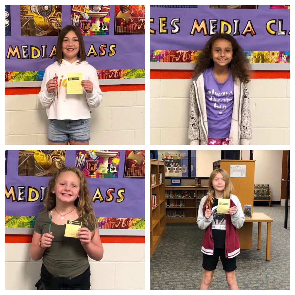 Kindness Winners