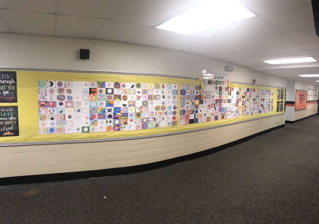 Pano of bulletin board