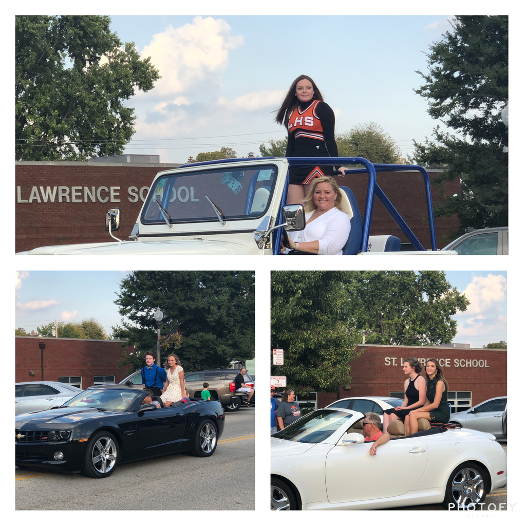 2019 Senior Homecoming Candidates