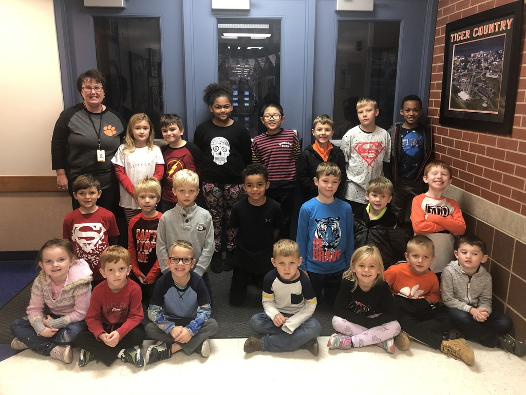 OCTOBER Math Masters - These students are excelling in math.  Keep up the great effort!  #LawrenceburgLegacy