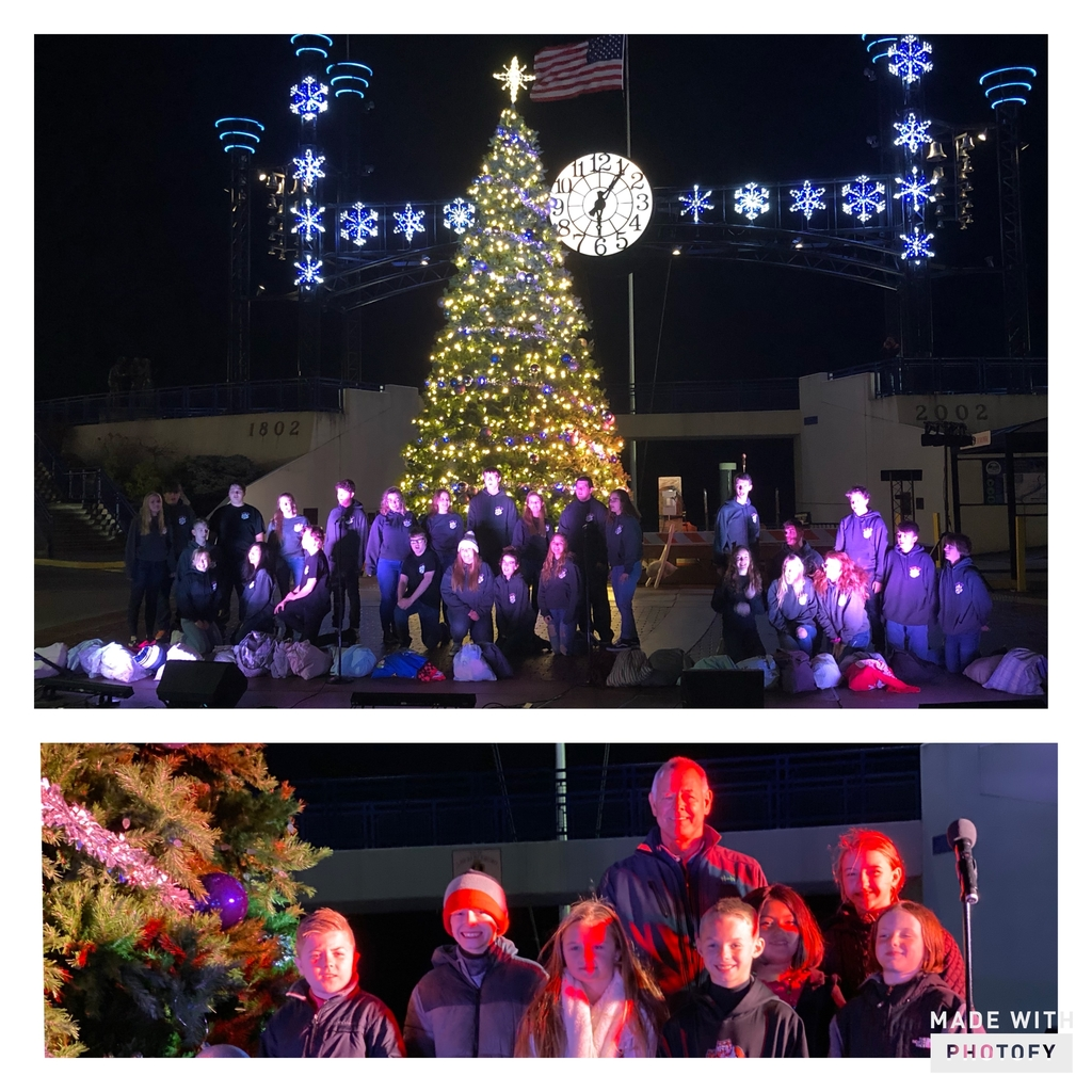 City of Lawrenceburg Christmas Tree Lighting 2019