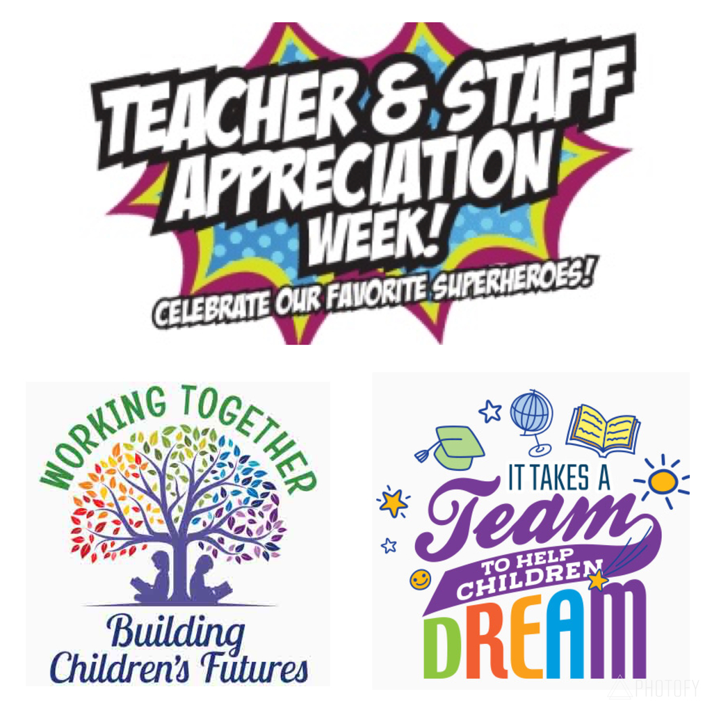 Staff Appreciation Week 2020