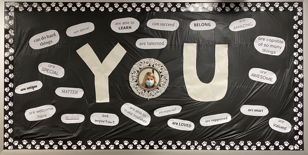 You bulletin board